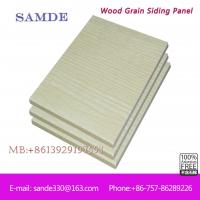 China Weatherproof external wall cladding material Manchester 3050*192*7.5/9mm on sale