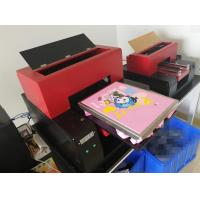 China Direct to Garment DTG T Shirt Printer A3 Size,Desktop PVC Smart Card Printer,Desktop Inkjet L800 Smart Card Printer on sale