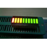 China Multicolor Stable Performance 10 LED Light Bar For Home Appliances wholesale