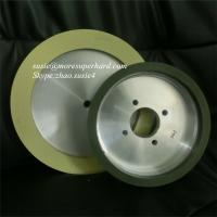 China 6A2 resin bonded diamond grinding wheel for carbide tools wholesale