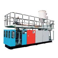 China PC barrel water bucket extrusion blow molding machine wholesale