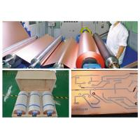 China 0.035mm Low Profile PCB Copper Foil For Flexible Copper Clad Laminate wholesale