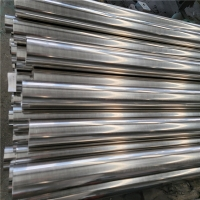 China 316l 304l 904l 5 Inch 3 Inch 2.5 304 Stainless Steel Exhaust Tubing Square wholesale