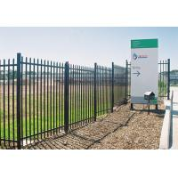 China China products  reputation  2.1m height steel security fence  galvanized wholesale