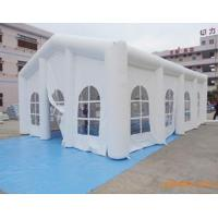 China inflatable tent large outdoor inflatable white house tent for sale wholesale