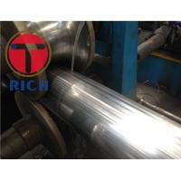 China GB/T12771 12Cr18Ni9 06Cr18Ni11Ti 304 / 316Welded Stainless Steel Pipes For Liquid Delivery wholesale