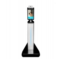 Buy cheap Time Attendance RGB Access Control Face Recognition Terminal from wholesalers