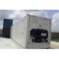 China Second Hand Reefer Containers For Sale 12.2m Length 40 Feet Reefer Container wholesale