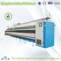China Less Energy More Stable Triaxial Type Computerized Roving Frame for Cotton wholesale