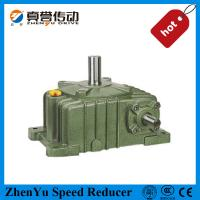 China High Precision Worm Gear Speed Reducer For Industrial , Helical Gear Box wholesale
