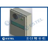 China R134A Refrigerant Outdoor Cabinet Air Conditioner 2000W Energy Saver DC Compressor on sale