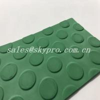 Quality Waterproof PVC Anti - Skid Plastic Sheet , Bathroom Walkway Vinyl Floor Carpet for sale