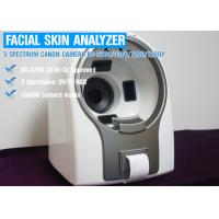 Facial Skin Analyzer Machine / Hair And Skin Analyzer For Dermal Skin Analysis