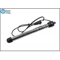 China  Stainless Steel Tempeature Adjustable Aquarium Glass Heater Durable 200 W  for sale