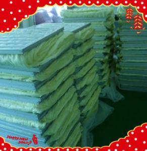 China 595x595x381mm 6pockets G3 G4 synthetic /polyester fiber pocket bag filter wholesale
