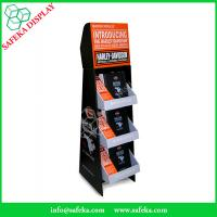 China POS paper paperboard  book shelf display Promotion Cardboard retail display magazine stand wholesale