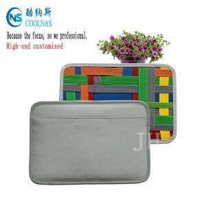 China GRID Laptop Bag Organizer Elastic Board / Flexible Cable Organizer Bag wholesale