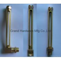 Buy cheap Brass Tube Oil level gauge from wholesalers