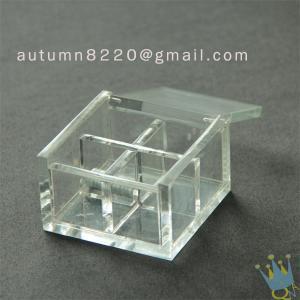 China BO (3) acrylic boxes wholesale wholesale