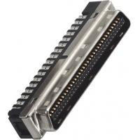 China Phosphor Bronze Male DIP Computer Pin Connectors  1.27mm LCP 30%GF UL94V-0 wholesale