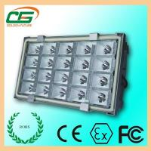 China Waterproof 120v 100 Watt Led Industrial Lighting Fixture 10000lm IP65 FCC on sale