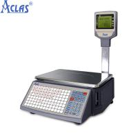 Label Printing Scale With Best Price,Electronic Scale,Barcode Lable Scale,Balance