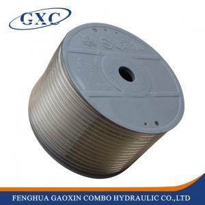 China PU1/2 100M Custom Color Good Anti-knocking Property Flexible Air Hose Pneumatic Polyurethane Tube wholesale