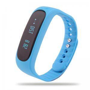 Quality E02 Smart Wristband Waterproof Bluetooth Sport Smart Bracelet with sleep monitor for sale