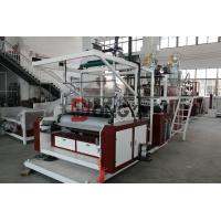 China Co - Extrusion Stretch Film Production Line Double Layers DY - SLW - 1000 Series wholesale