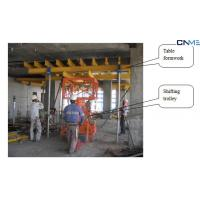 Buy cheap Construction Suspended / Concrete Slab Formwork Systems Shifting Trolley from wholesalers