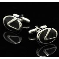 China wholesale  Lexus Logo cuff link wholesale