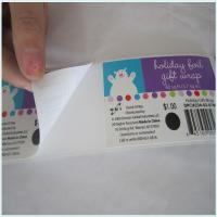 Buy cheap High Quality Self-adhesive Label Price Tag from wholesalers