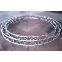 China Aluminum Spigot Circular Stage Lighting Truss Curved Truss System SN220x220xΦ3M on sale