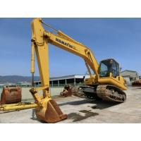China 20 Ton Second Hand Komatsu Excavator PC200 - 8 With 0.9m3 Bucket Capacity wholesale