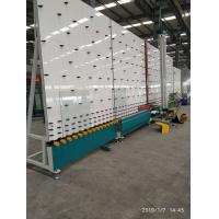 China Doule Glazing Equipment 2.5M*3.5M Online Gas Filling Vertical Automatic Insulating Glass Production Line wholesale