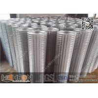 "China 1"" hole Hot Dipped Galvanised Welded Wire Mesh Roll wholesale"
