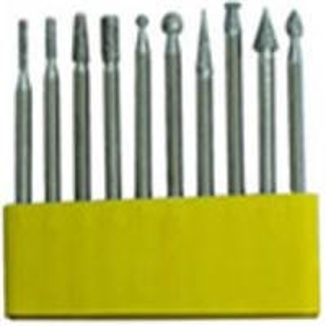 Quality Diamond Mounted Points & Diamond Burs,Dental Electroplated Diamond Burs Mounted Points,Dental Tungsten Carbide Burs HP for sale