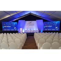 Quality High Gray Scale Indoor Advertising Led Display Screen SMD2121 HD P3.91 1R1G1B for sale