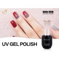 China Free Samples Long Lasting Soak Off Non Toxic No Yellowish UV Gel Polish wholesale