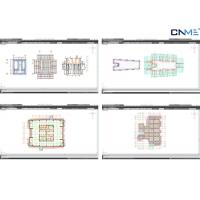 China Professional Formwork Design Calculation / Formwork Proposal Drawing wholesale