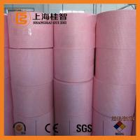 China Pink / Green / Yellow Non Woven Rayon Individual Pack Spunlace Nonwovens wholesale