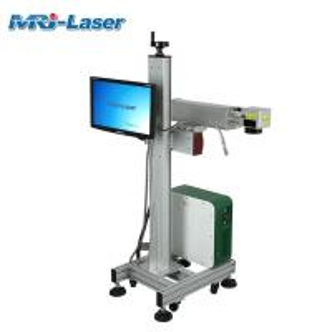 China 100,000 Hours Working Flying Laser Marking Machine Customized Engraver wholesale