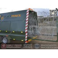 China Razor Wire Rapid Deployment System wholesale
