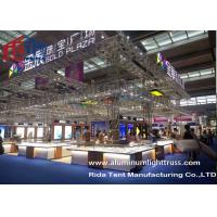 China Easy Set Up Aluminum Stage Truss , Activity Tri Light Truss Stand 290x290mm Size on sale