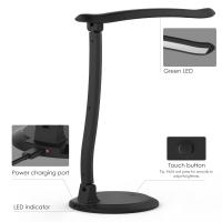 Quality Kids Eye Care Desk Lamp Easy One Touch Operation / Led Table Lamps Dimmable Brightness for sale
