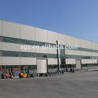 China High Quality Light Steel Structure Prefabricated Steel Industrial Warehouse wholesale