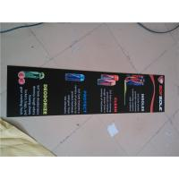 Quality High Density PVC Custom Sign Boards Double Sided Full Color Printing for sale