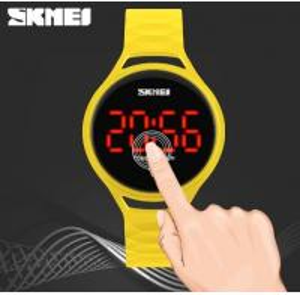 China 2017 New Skmei Fashion Girls Touch Led Wrist Watches 1230 wholesale