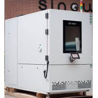 China high quality constant temperature and humidity test chamber in white color witn touch screen wholesale