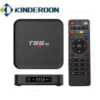 China T95M OTT Dual Core Smart Mini PC TV Box Android 6.0 S905X Bluetooth 4.0 wholesale
